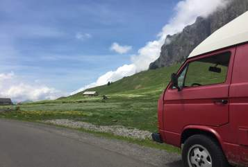 Wohnmobil mieten in Überlingen von privat | VW Greifi