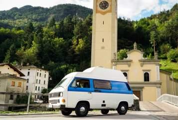 Wohnmobil mieten in Überlingen von privat | Volkswagen Beny