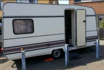 Wohnmobil mieten in Wassenaar von privat | Bürstner Holiday 4persoons Leuke Bürstner