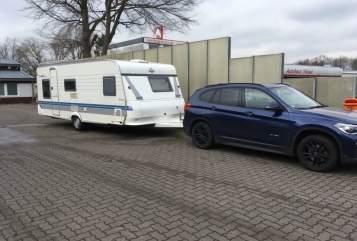 Wohnmobil mieten in Heikendorf von privat | Hobby Kinderwowa