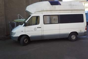 Wohnmobil mieten in Niederau von privat | Mercedes Benz Julius