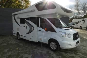 Wohnmobil mieten in Mühlenbecker Land von privat | Chausson Sparky