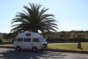 Wohnmobil mieten in Niederau von privat | Volkswagen Flöckchen