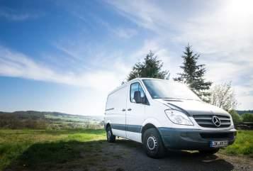 Wohnmobil mieten in Ehringshausen von privat | Mercedes Benz inkognito