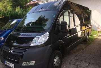 Wohnmobil mieten in Waakirchen von privat | Pössl Pössl 2Win - OBB