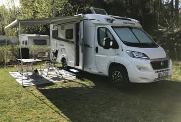 Wohnmobil mieten in Glandorf von privat | Fiat Ducato Lady