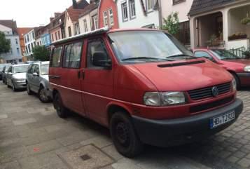Wohnmobil mieten in Bremen von privat | Volkswagen Ferdinand