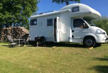 Wohnmobil mieten in Emmering von privat | Mobilvetta Kimu