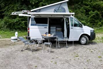 Wohnmobil mieten in Schrobenhausen von privat | VW Procyon