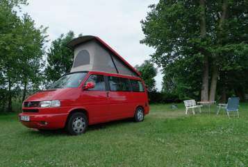 Wohnmobil mieten in Dresden von privat | Volkswagen  Carl