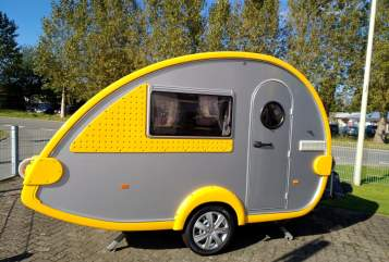 Wohnmobil mieten in Aukrug von privat | Tabbert Tabby