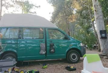 Wohnmobil mieten in Freiburg im Breisgau von privat   Volkswagen Hubert
