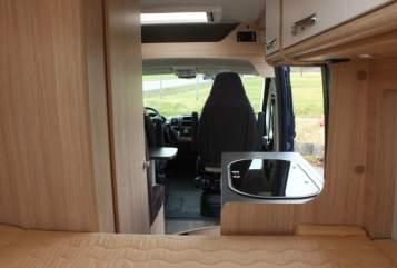 Wohnmobil mieten in Mössingen von privat | Pössl Herr Roadcar