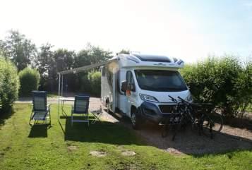 Wohnmobil mieten in Bondorf von privat | Roller Team  Mike´S Camper
