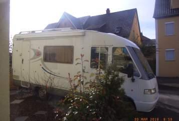 Wohnmobil mieten in Asperg von privat | Fiat Lulu Mobil