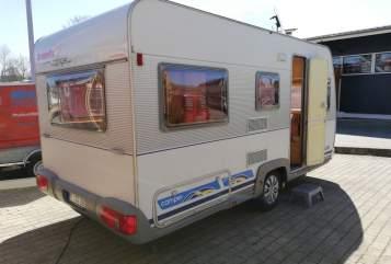 Wohnmobil mieten in Aichwald von privat | Dethleffs Dethleffs 430BD
