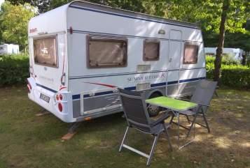 Wohnmobil mieten in Haibach von privat | Dethleffs Sommerfuchs