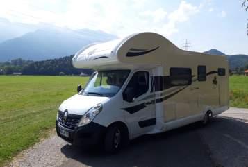 Wohnmobil mieten in Gründau von privat | Renault Ahörnchen