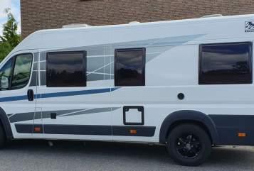 Wohnmobil mieten in Meddewade von privat | Knaus Knaus MainCamp