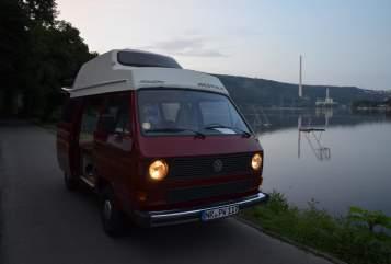 Wohnmobil mieten in Hagen von privat | Volkswagen Günter