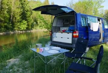 Wohnmobil mieten in Wessobrunn von privat | Volkswagen Oscar