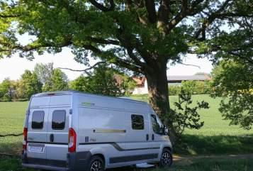Wohnmobil mieten in Hebertsfelden von privat | Hymer Car Free