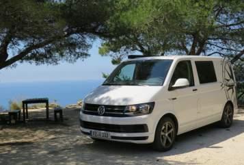 Wohnmobil mieten in Sandesneben von privat | Volkswagen T6 Camperbulli