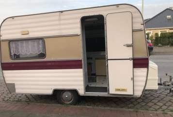Wohnmobil mieten in Bremerhaven von privat | Hobby Speedy