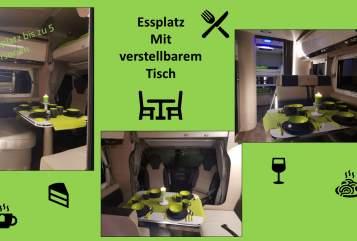 Wohnmobil mieten in Ohmden von privat | Forster Euphemia-die Glück Verheißende