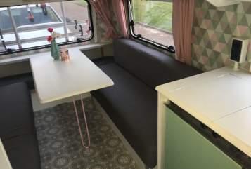 Wohnmobil mieten in Utrecht von privat | Eriba  Eriba toering