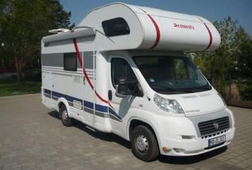 Wohnmobil mieten in Neuburg an der Donau von privat | Detthlefs  Forty´s Camper