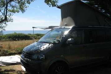 Wohnmobil mieten in Tübingen von privat | VW Hotel California