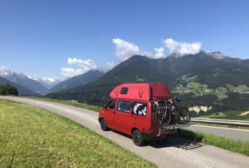 Wohnmobil mieten in Hamburg von privat | Volkswagen Calle