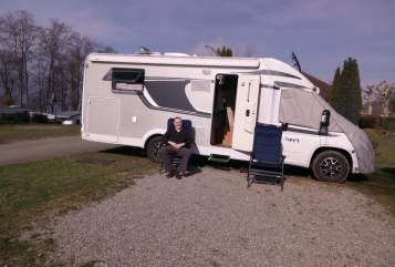 Wohnmobil mieten in Blaubach von privat | Carado Mobbelchen