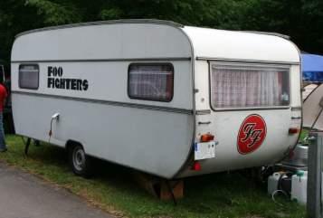 Wohnmobil mieten in Hilden von privat | Dethleffs Monkeywrench