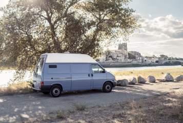 Wohnmobil mieten in Dresden von privat   VW Muli 2.0