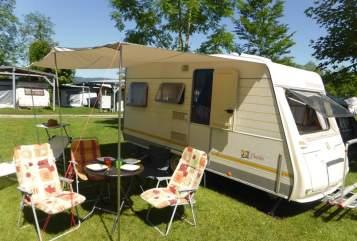 Wohnmobil mieten in Berg von privat | Sterckeman Campy
