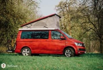 Wohnmobil mieten in München von privat | VW Schlafmütze 2