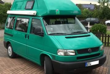 Wohnmobil mieten in Rheda-Wiedenbrück von privat | VW Grisu