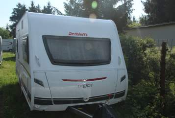 Wohnmobil mieten in Schwetzingen von privat | Dethleffs Leonie