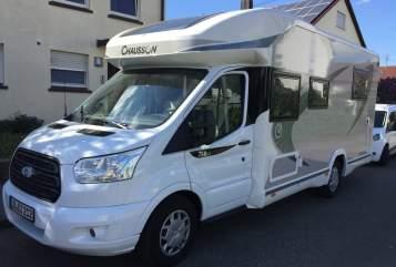 Wohnmobil mieten in Hemmingen von privat | Ford Chausson CID 2