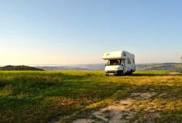 Wohnmobil mieten in München von privat | Fiat / KNAUS ROBIH
