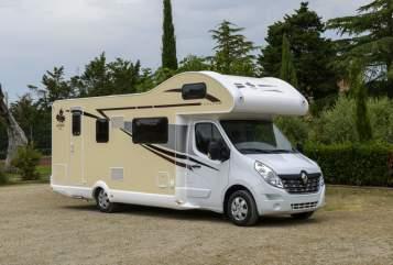Wohnmobil mieten in Apolda von privat | Renault  Bob