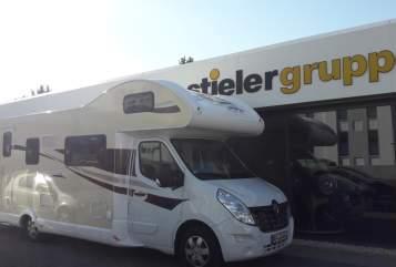 Wohnmobil mieten in Apolda von privat   Renault  Bob