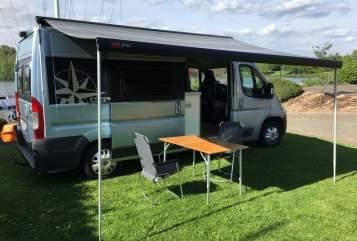 Wohnmobil mieten in Krefeld von privat   Westfalia Chrissi