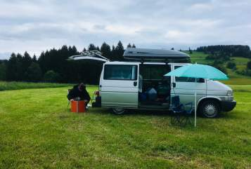 Wohnmobil mieten in Nürnberg von privat | Volkswagen Surferbulli