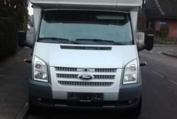 Wohnmobil mieten in Goch von privat | Ford Spielmobil