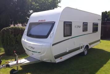 Wohnmobil mieten in Bensheim von privat | Dethleffs C-Joy