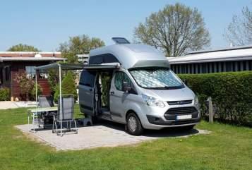 Wohnmobil mieten in München von privat | Ford Nugget LudwigMaxmilian