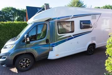 Wohnmobil mieten in Ellerbek von privat | Knaus Moby